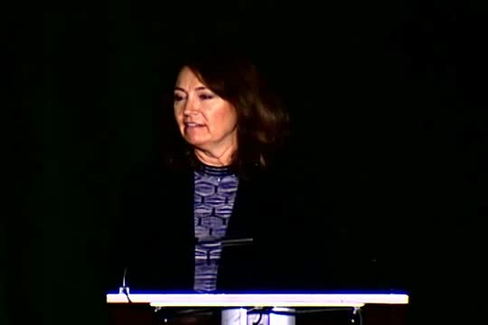 Linda Hunt of Dignity Health Arizona, 2013 Arizona Bioscience Leader of the  Year